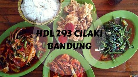 Sea Food Rasa Bintang Lima hdl 293 cilaki bandung porsi jumbo rasa bintang lima