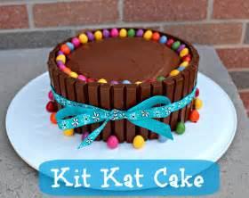 kitkat kuchen birthday cake ideas kit cake recipe miss kate