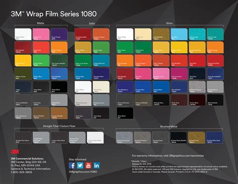 3m vinyl colors 3m 1080 wrap vinyl canada carbon fibre matte black all