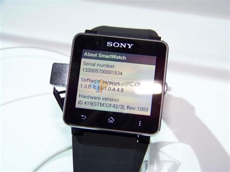 Smartwatch Sony Xperia big smartwatch 2 update coming 1 0 b 4 80 brings new watchfaces and customisation options
