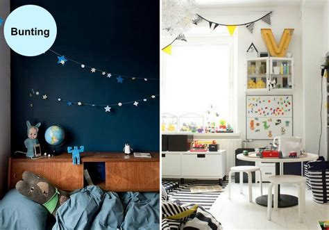 bunting for bedrooms bedrooms kids will love modern bedroom decorating ideas design lovers blog