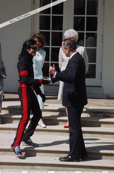 the jackson house visit in the white house michael jackson photo 7243011 fanpop