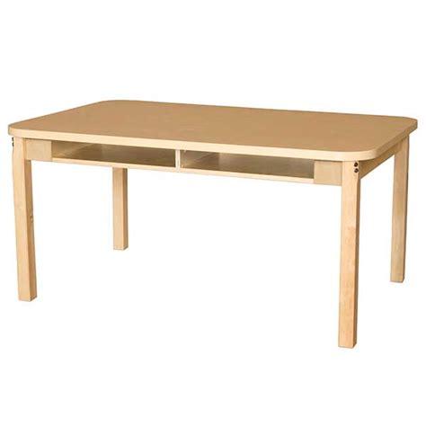 Wood Open Front Quad Student Desks Schoolsin Open Front Student Desk