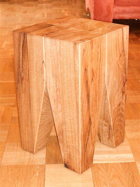 Anbau Holz Oder Massiv by Holzhocker Eiche Massiv Bestseller Shop F 252 R M 246 Bel Und