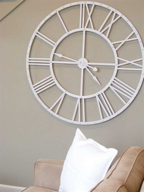 large wall home design 79 breathtaking large white wall clocks