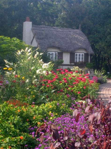 the of cottage tales from hill top 25 best cottage gardens ideas on