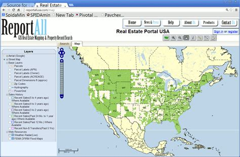 kgis maps source for us parcel boundary data geographic information systems stack exchange