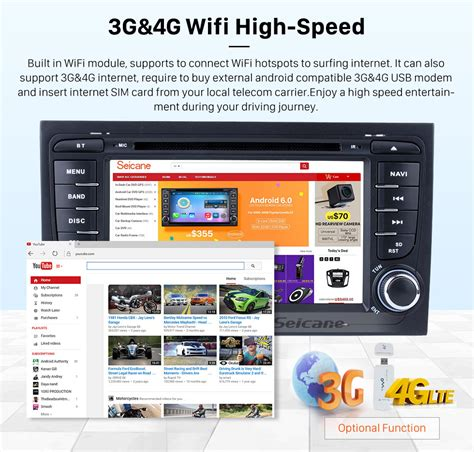Touchscreen S4 Replika 12 2003 2011 audi a4 s4 rs4 android 8 0 hd touchscreen gps navigation car radio with wifi usb