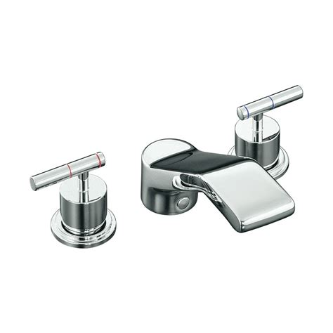 Kohler Taboret Faucet by Kohler Taboret Bath Mount High Flow Bathroom Faucet In