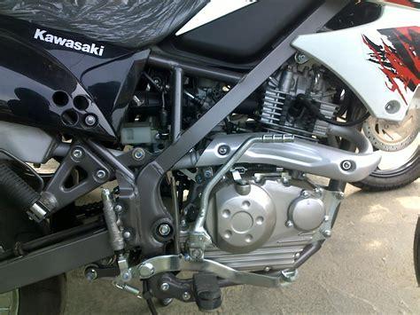 Scorpion Power Klx 150 Dtracker 150 kawasaki d tracker 150 supermoto kok cebol hourex150l s