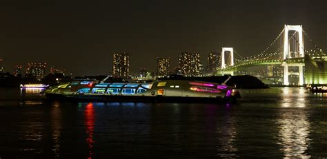 jicoo floating boat alternative after dark activities on water time out tokyo