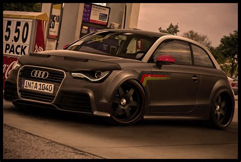 Audi A1 Germany audi a1 german styl by roof01 on deviantart