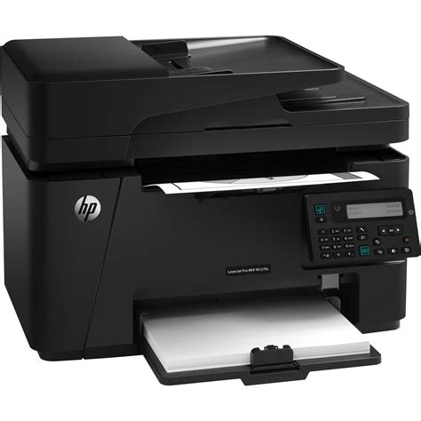 Printer Hp Toner hp laserjet pro m127fn monochrome all in one laser cz181a bgj