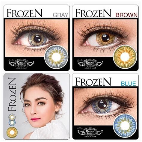 Softlens Dreamcon by Softlens Dreamcon Frozen