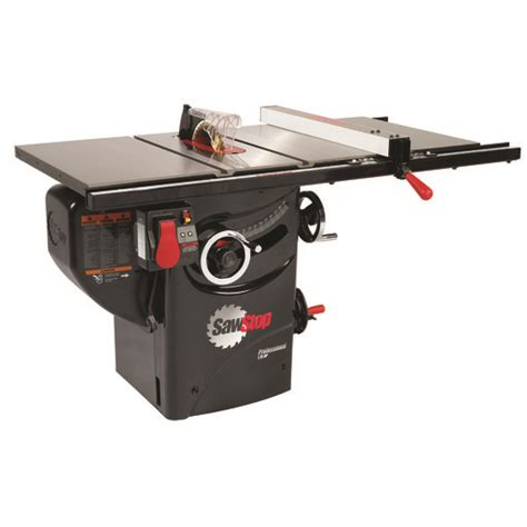 Sawstop 1 75 Hp Professional Cabinet Saw With 30 Quot Premium