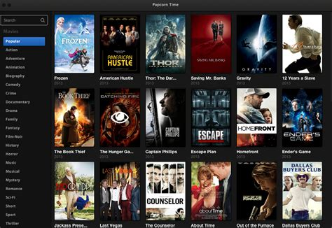 film streaming mac easy streaming mac popcorn time the torrent made easy