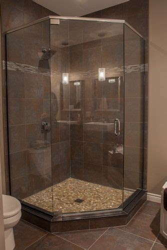 bathroom corner shower ideas corner shower design pictures remodel decor and ideas