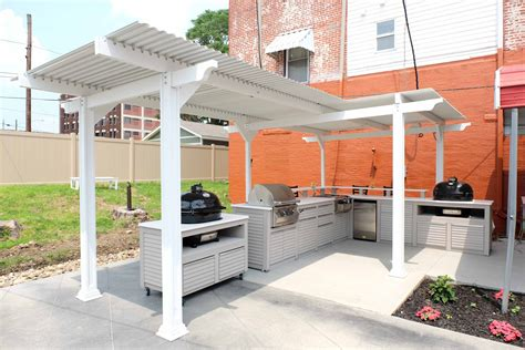 outdoor kitchen roofs painting walsall home and garden