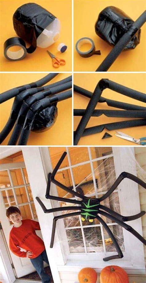 how to make scary decorations at home 42 last minute cheap diy decorations you can easily make amazing diy interior