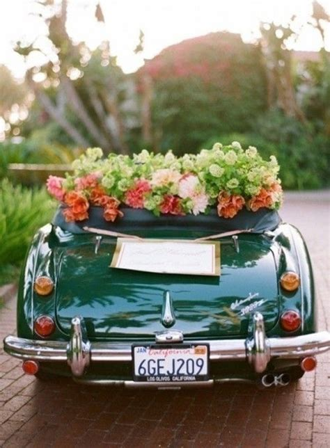 Wedding Car Ideas by Indian Wedding Car Decoration Ideas That Are And