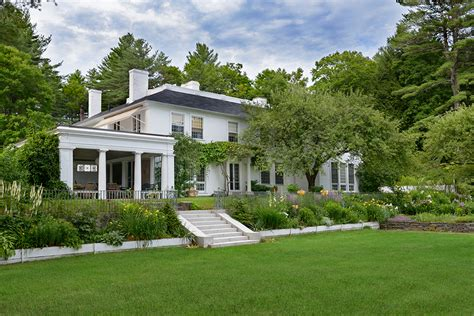Garden Nh The Evolution Of A Notable Landscape New Hshire Home