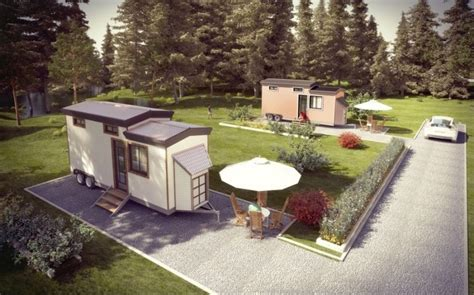 tiny home option for affordable home ownership on