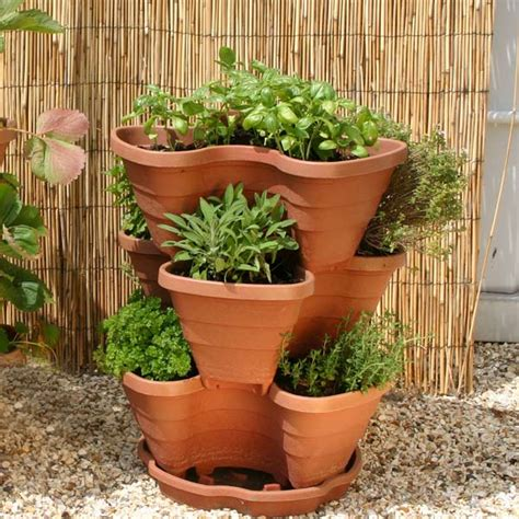 Strawberry Planter by Customer Reviews For Botanico 3tiered Strawberry Planter