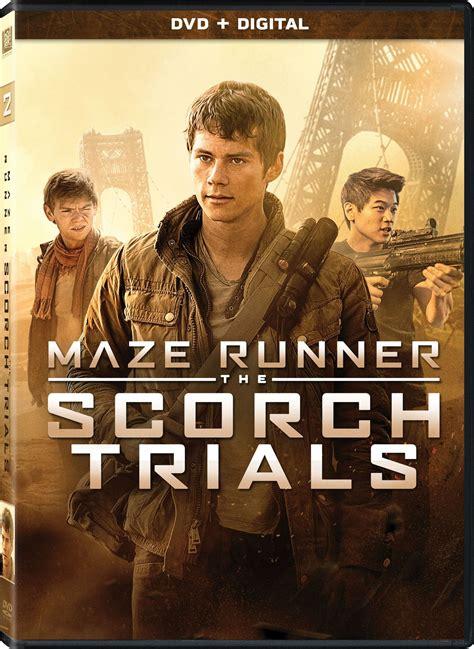 maze runner 2 film release date maze runner 2 scorch trials dvd release date december 15