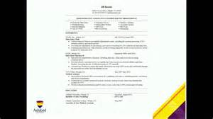 creating a winning resume webinar ashford university