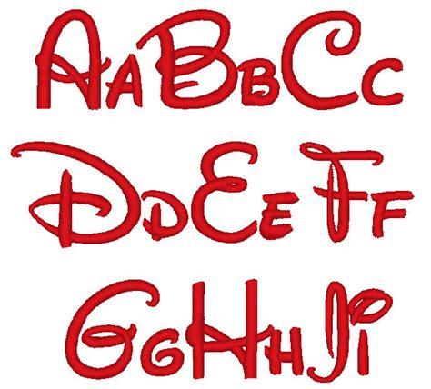 disney letter template 9 best images of disney printable letters disney font