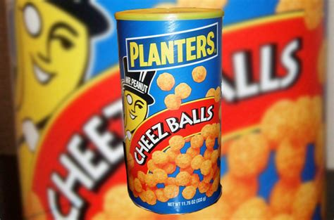 20 Junk Food Products That Will Make You Miss Being A Kid Planters Cheez Balls