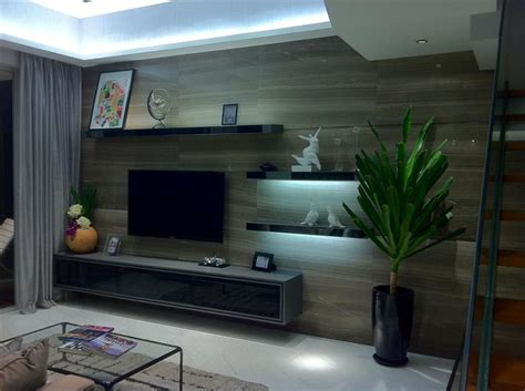 Wall Ideas For Kitchens Tv Console Tv Feature Wall Simple Closet S Pte Ltd