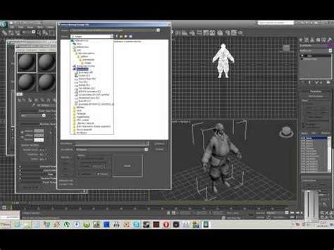 actorx importer 3ds max импорт моделей из killing floor в 3d max часть 2 youtube