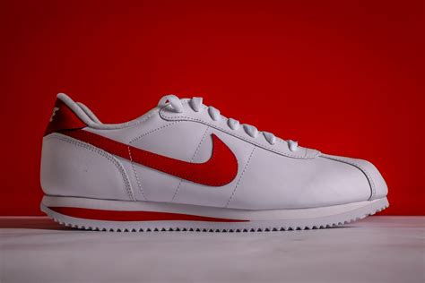 Basic Varsity Pink X White nike cortez basic leather 6 volkswagen neuf