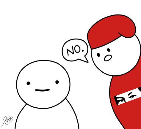 Memes Png - chavista diciendo que no memes png vector by imagenes en