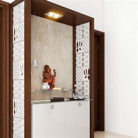 lattice arc beautifies  pooja corner pooja room