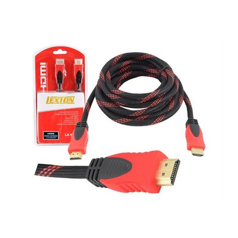 Kabel Hdmi Hd 1 4v kabel hdmi 1 5m