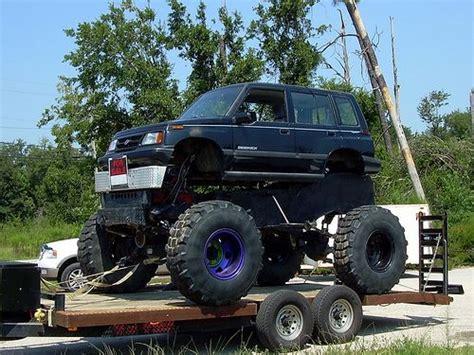suzuki monster truck suzuki sidekick monster truck suzuki sidekick tracker