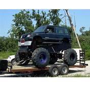 Suzuki Sidekick Monster Truck  SUZUKI SIDEKICK &amp TRACKER