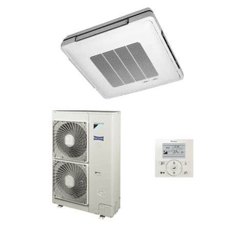 Ac Daikin Ceiling daikin air conditioning fuq125c ceiling cassette