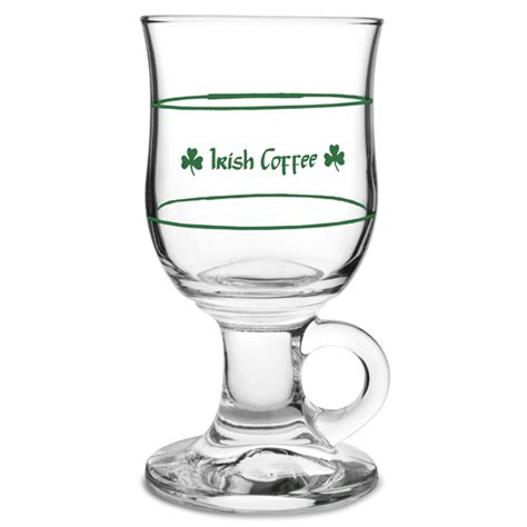 Mazagran Irish Coffee Glasses 8.5oz / 240ml   Drinkstuff