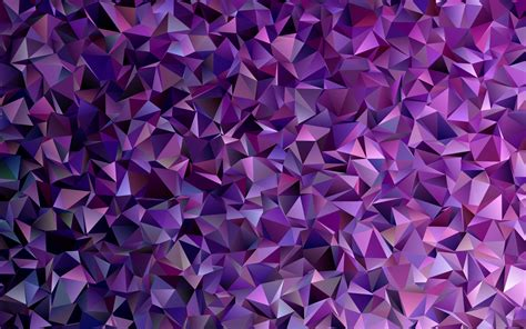 wallpaper  artistic geometry gradient purple