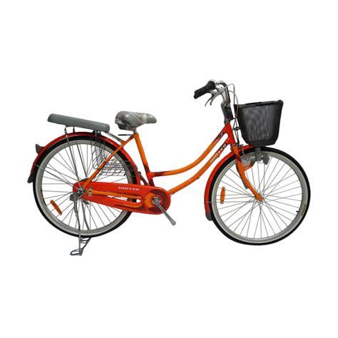 Sepeda Keranjang United Class X jual united class x mini sepeda mini orange 26 inch harga kualitas terjamin