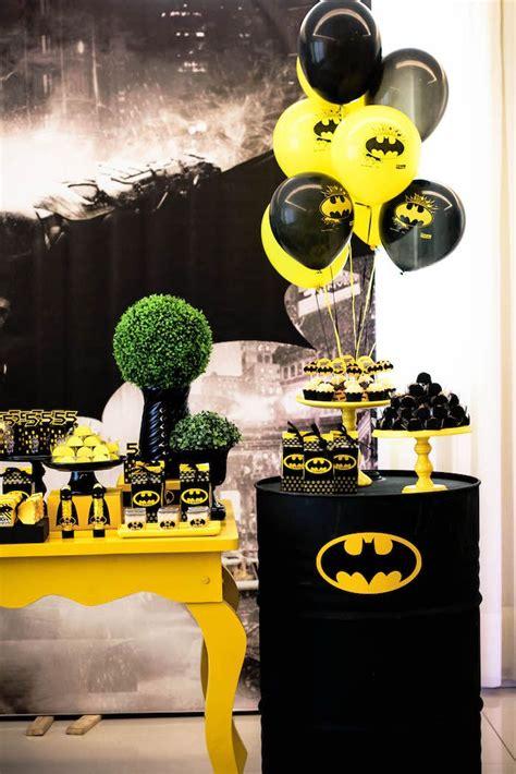 batman centerpieces ideas best 25 batman centerpieces ideas on