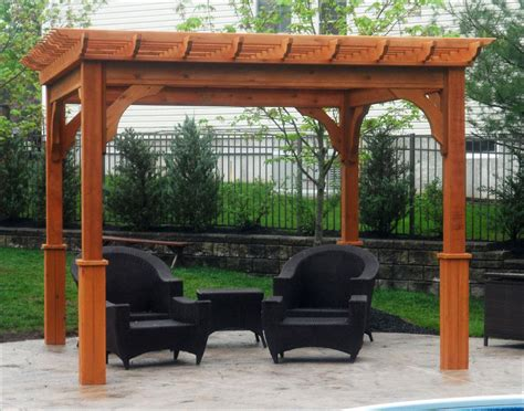 cedar gazebo kits cedarshed bayside kit with dutch door