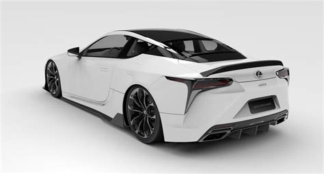 sema lexus lc 500 sema car wets whistle for what s to come clublexus