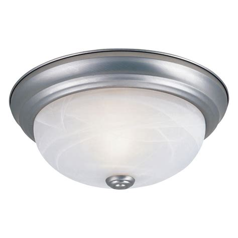 Designers Fountain Reedley Collection 3 Light Pewter Pewter Ceiling Light