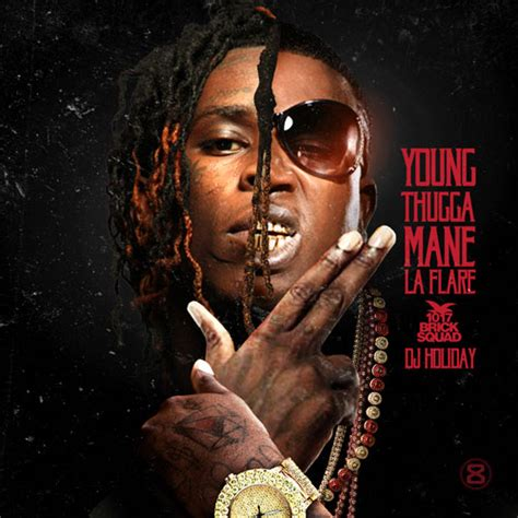 young thugga mane la flare mixtape by gucci mane amp young