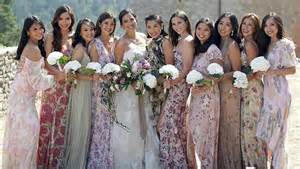 Girls wore to isabelle daza and adrien semblat s wedding preview ph