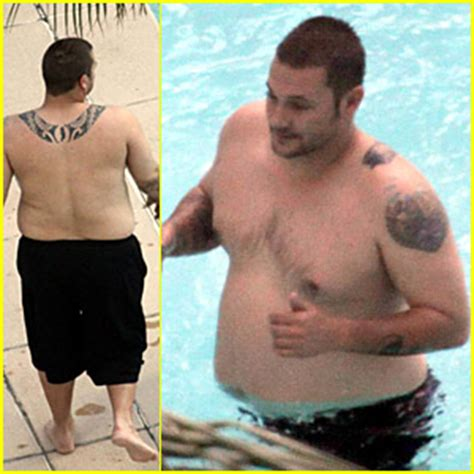 K Fed Has A New Sweetie by Kevin Federline Packs On The Pounds At The Pool